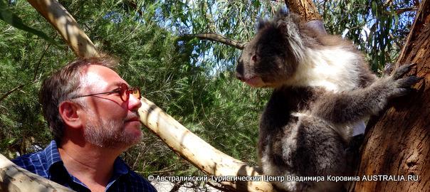 Гид в Мельбурне - Владимир Коровин