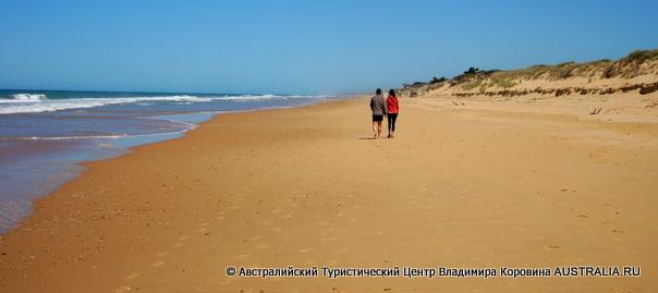 Девяносто-мильный пляж